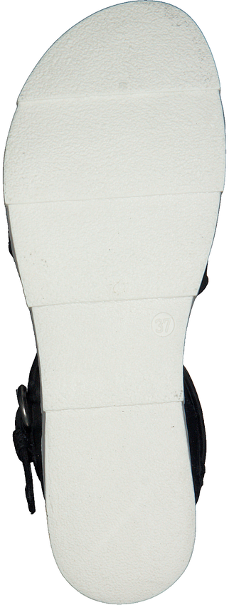 Schwarze MJUS (OMODA) Sandalen 740013 - larger
