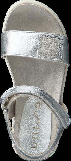 Silberne UNISA Sandalen PUREZA - large