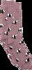 Rote Alfredo Gonzales Socken PANDA  - small