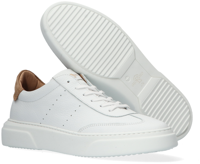 Weiße GIORGIO Sneaker low 980137  - large