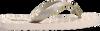 Goldfarbene MICHAEL KORS Pantolette ENDINE  - small
