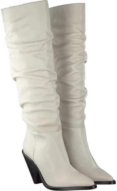 Beige TORAL Hohe Stiefel 12033  - large