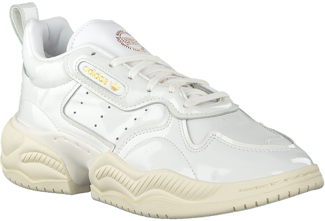 Weiße ADIDAS Sneaker low SUPERCOURT RX W  - large
