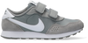 Graue NIKE Sneaker low MD VALIANT (PS)  - small