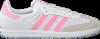 Weiße ADIDAS Sneaker SAMBA OG J  - medium