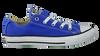 Blaue CONVERSE Sneaker AS SEAS OX KIDS - small