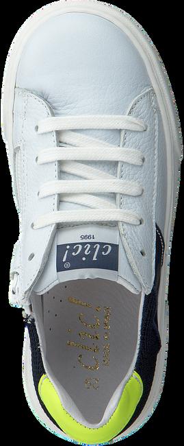 Weiße CLIC! Sneaker KAZAN - large