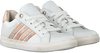 Weiße BRAQEEZ Sneaker low LESLEY LOUWIES  - small