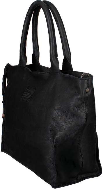 Schwarze LEGEND Handtasche BARDOT - large