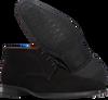 Schwarze GIORGIO Business Schuhe 38205  - small