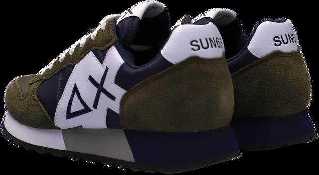 Grüne SUN68 Sneaker low JAKI BICOLOR  - large