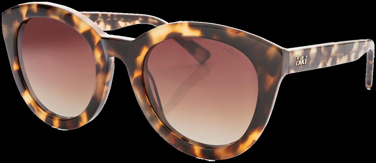 Braune IKKI Sonnenbrille NOLA gCqHS