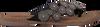 Schwarze LAZAMANI Pantolette 75.645  - small