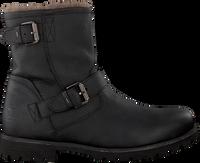 Schwarze PANAMA JACK Ankle Boots FAUST IGLOO C18 - medium