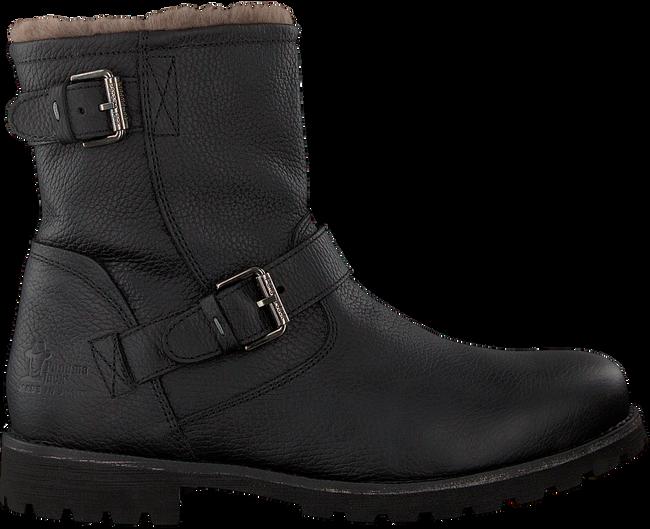 Schwarze PANAMA JACK Ankle Boots FAUST IGLOO C18 - large