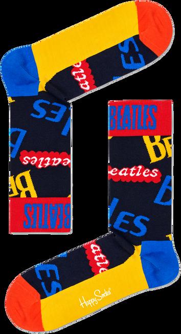 Mehrfarbige/Bunte HAPPY SOCKS Socken BEATLES IN THE NAME OF SOCK  - large