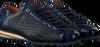 Cognacfarbene HARRIS Business Schuhe 2817/T  - small