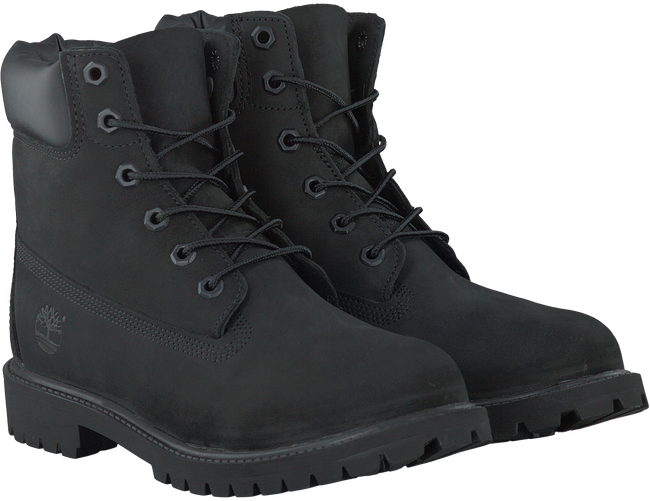 Schwarze TIMBERLAND Ankle Boots 6IN PRM WP BOOT KIDS - large