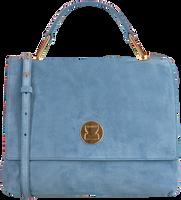 Blaue COCCINELLE Handtasche LIYA 1801  - medium