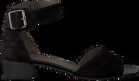 Schwarze GABOR Sandalen 723 - medium