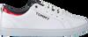 Weiße TOMMY HILFIGER Sneaker CITY SNEAKER  - small