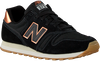 Schwarze NEW BALANCE Sneaker low WL373 DAMES  - small