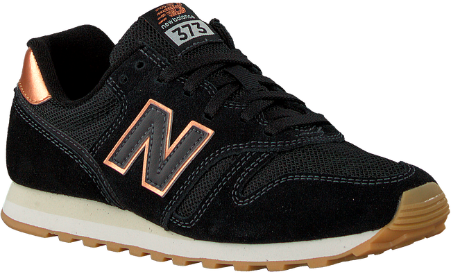 Schwarze NEW BALANCE Sneaker low WL373 DAMES  - large