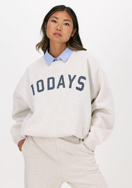 Nicht-gerade weiss 10 DAYS Sweater STATEMENT SWEATER - large