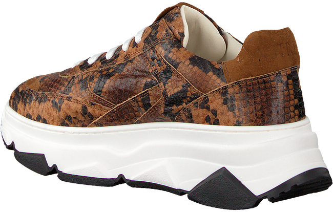 Cognacfarbene NOTRE-V Sneaker 608\01  - large