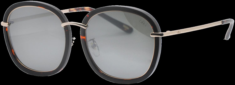 Braune IKKI Sonnenbrille VESPER 9u940