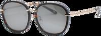 Braune IKKI Sonnenbrille VESPER  - medium