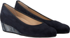 Blaue HASSIA Slipper NIZZA  - small
