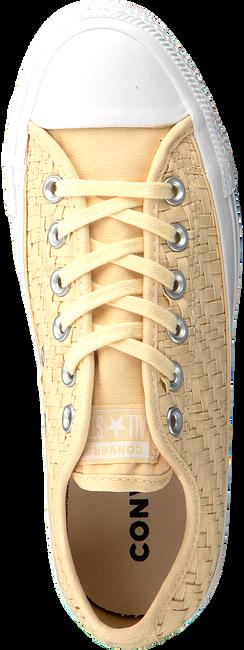 Gelbe CONVERSE Sneaker CHUCK TAYLOR OX  - large