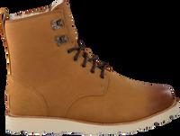 Camelfarbene UGG Ankle Boots HANNEN TL - medium