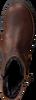 Cognacfarbene OMODA Stiefeletten 8791  - small