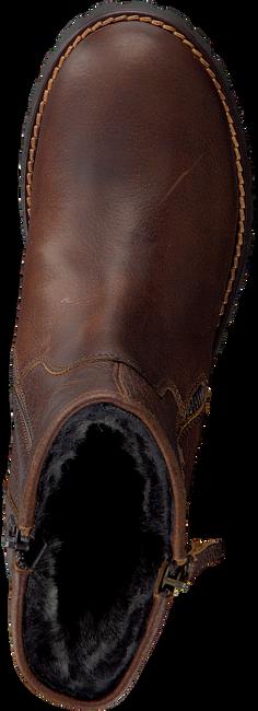 Cognacfarbene OMODA Stiefeletten 8791  - large