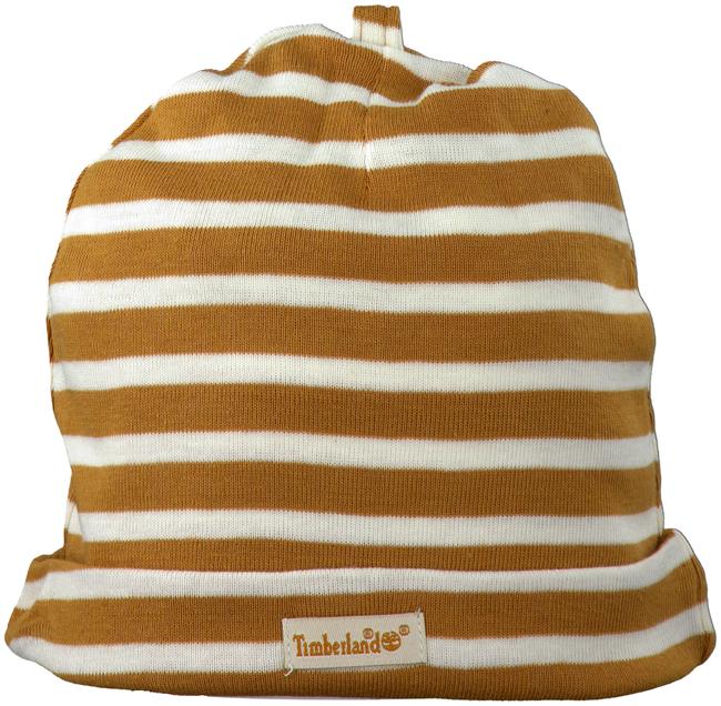 Camelfarbene TIMBERLAND Babyschuhe CRIB BOOTIE W/HAT - large