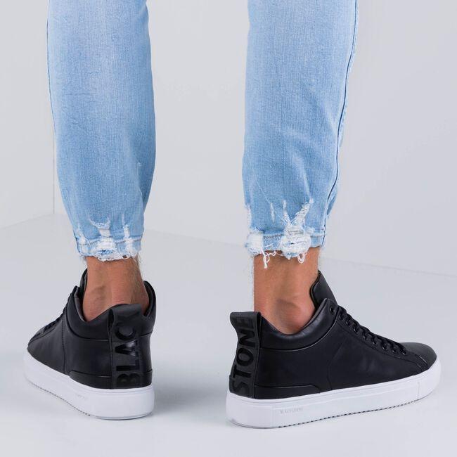 Schwarze BLACKSTONE Sneaker SG29  - large