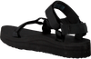 Black TEVA shoe MIDFORM UNIVERSAL  - small