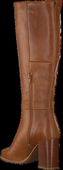 Cognacfarbene PS POELMAN Biker Boots 5561 - large