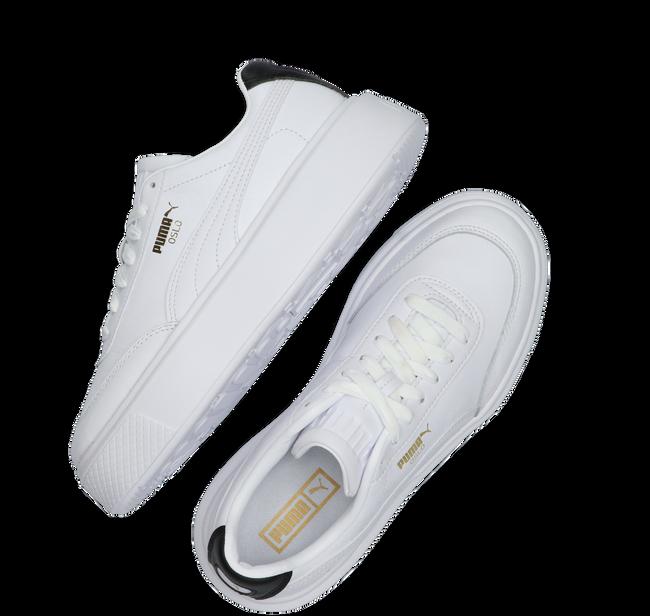 Weiße PUMA Sneaker low OSLO MAJA METAL WN'S  - large