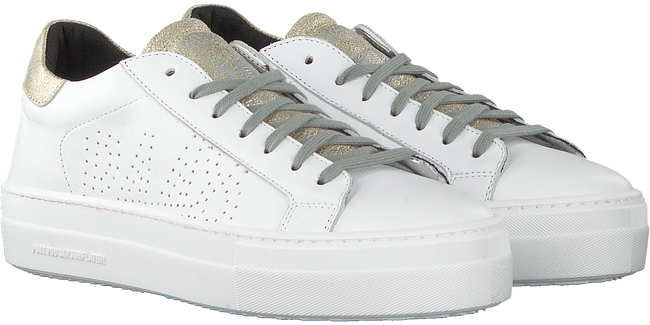 Weiße P448 Sneaker low THEA  - large