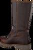 Braune PANAMA JACK Hohe Stiefel BAMBINA B82 - small