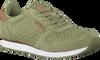Grüne WODEN Sneaker low YDUN SUEDE MESH  - small