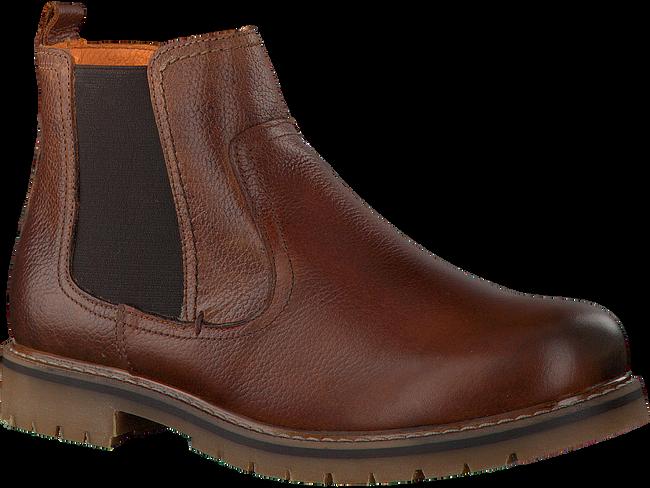 Cognacfarbene OMODA Chelsea Boots 530060 - large