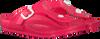 Rote BIRKENSTOCK Pantolette GIZEH KIDS EVA - small