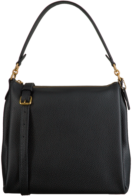 Schwarze COACH Umhängetasche SHAY SHOULDER BAG  - large