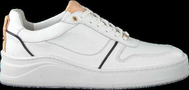 Weiße FRED DE LA BRETONIERE Sneaker low 101010128 FRS0713  - large