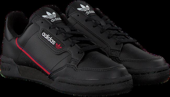 Schwarze ADIDAS Sneaker CONTINENTAL 80 J  - large