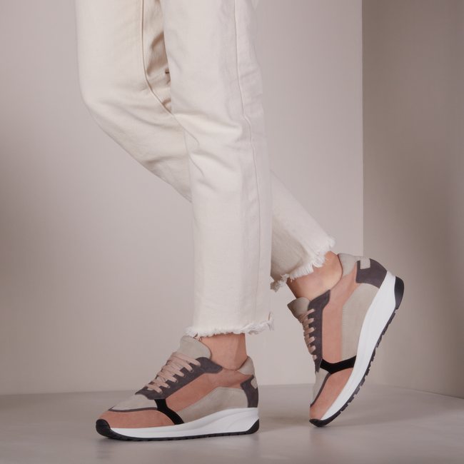 Beige DEABUSED Sneaker low 7714  - large